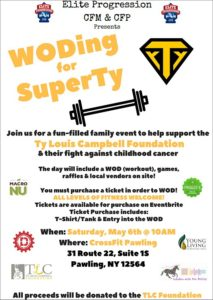 SuperTy Event at CrossFit Pawling!