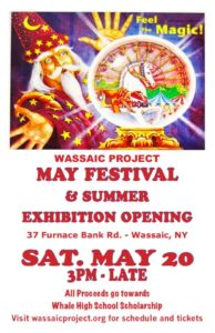 Wassaic Project May Festival & Summer Exhibition Opening