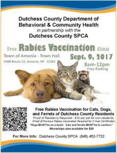 Free Rabies Vaccination