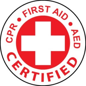 RED CROSS First Aid/CPR/AED Class DECEMBER 16, 2017