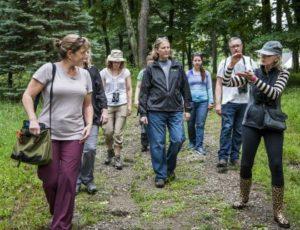 Take a Hike Tuesday  at The Connecticut Audubon Society's Deer Pond Farm
