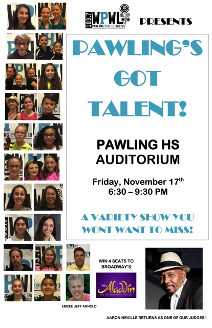 Pawling's Got Talent! – The Harlem Valley News