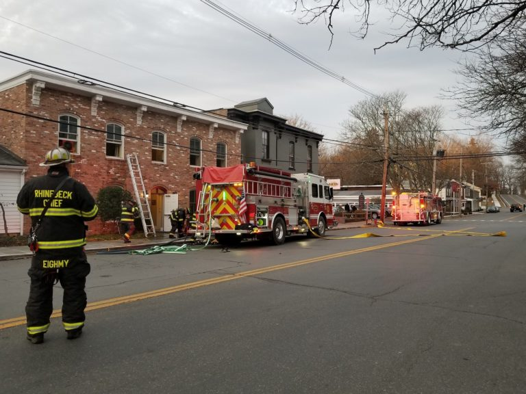 Beekman Arms Fire - The Harlem Valley News