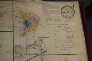Early 20th Century Fire Insurance Maps of Cities, Villages and Hamlets of Dutchess County Now Available at the Dutchess County Clerk's Office