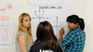 Innovative DCC Program Encourages Girls in Grades 5-8 to Explore Opportunities in Math and Science