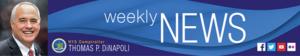 Comptroller Thomas P. DiNapoli's Weekly News