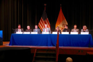 STEP UP TO THE MIC AND BE HEARD: MURPHY & BYRNE HOST PUBLIC FORUM WITH CON EDISON & NYSEG ON THE HOT SEAT
