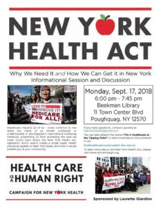 New York Health Act