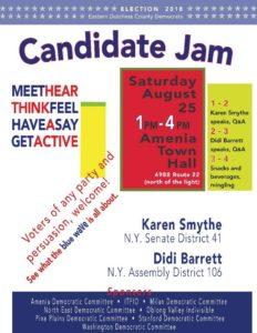 Candidate Jam