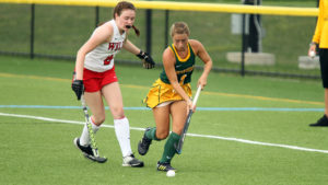 Katie Reynolds of Pawling and Oswego Field Hockey Claim Season Opener