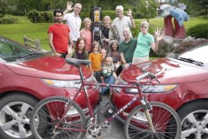 Zero Emissions Parade (ZEP) and Green Vendor Fair Saturday, September 15th, 11 AM to 3 PM in New Paltz