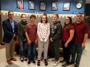 Millbrook Students Chosen to Participate in the Area All-State Music Festival