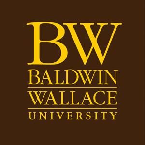 Dominique Altomari receives a Women for BW Giving Circle Award at Baldwin Wallace University