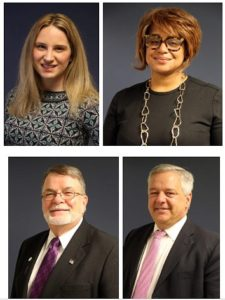 Four Named to DCC Board, New Chair Elected