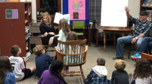 Children's Program Welcomes Local Author and Illustrator