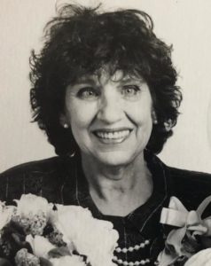 Obituary, Angelina Mansourian