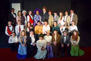 "Carmel High School's Production of Thornton Wilder's ""The Matchmaker"""