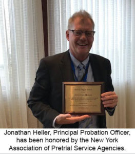 Dutchess County Probation Officer Honored