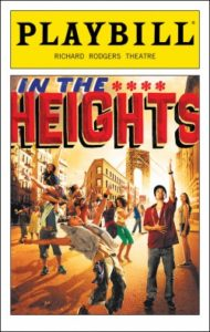 DCC to Stage 'In the Heights' Nov. 9-11, 16-18
