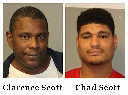 Two men arrested for home invasion in Greenport