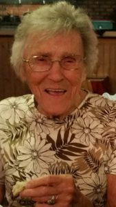 Obituary, Shirley May Booth