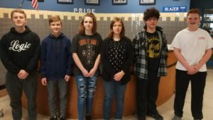Students to Participate in 2019 Jr. High All-County Festival