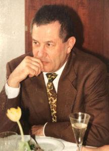 Obituary, Heinrich Wirth