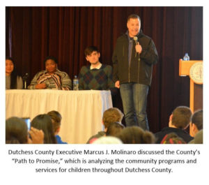 'Path to Promise' Youth Summit Attracts Residents from Throughout Dutchess County