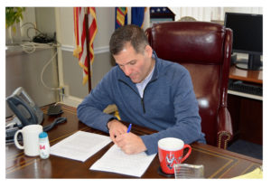 County Executive Molinaro Signs 2019 Budget