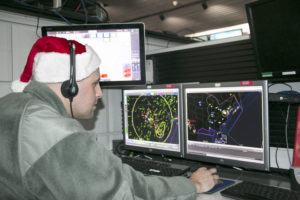 News from New York National Guard, NORAD Tracks Santa Supported By the Eastern Air Defense Sector
