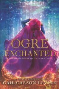 Author Talk and Book Signing – Gail Carson Levine's Ogre Enchanted