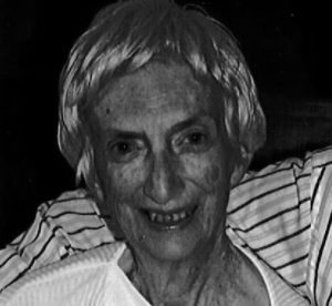 Obituary, Elizabeth F. Prause