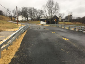Amenia-Pine Plains Road Reopened to Traffic in Pine Plains