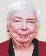 Obituary, Doris Vater Ward