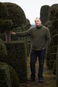 """Happy New Year from all of us at Berkshire Botanical Garden! World Class Garden Designer Arne Maynard Finds """"the Essence of a Place"""""""