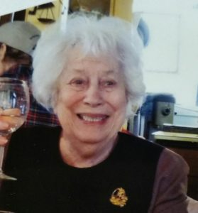 Obituary, Jane Valente Harte