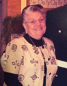 Obituary, Virginia Kemp (nee Couse)