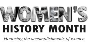 DCC Events to Celebrate Women's History Month