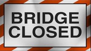 Mill Lane Bridge in Pleasant Valley Closed to ALL Traffic – Effective Immediately