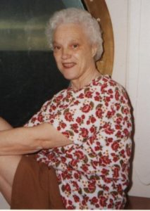 Obituary, Eleanor Sterry