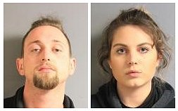 Couple arrested for Pleasant Valley home invasion