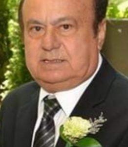 Obituary, Joseph D'Erasmo