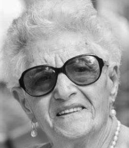 Obituary, Antonia Robustelli