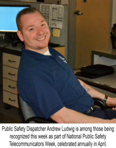 Dutchess County Public Safety Dispatchers Honored During National Public Safety Telecommunicators Week April 14-20