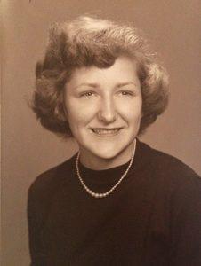 Obituary, Dolores Ann Bossuet