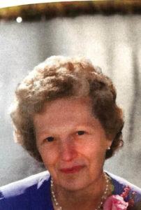 Obituary, Barbara Hosier