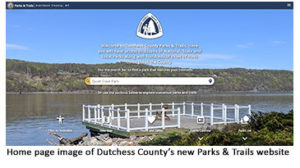 Dutchess County Unveils New Parks and Trails Website