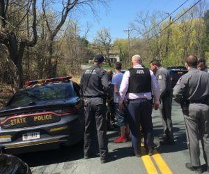 Felony fugitive captured in Kinderhook