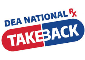 National Prescription Drug Take-Back Day This Saturday