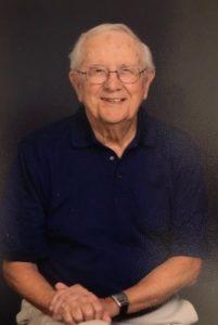 Obituary, Joseph F. Robertson